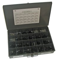 Body Shop Trim Screw Assortment - 600 Pieces.