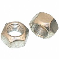 7/16 - 14 Lock Nut Coarse Qty (50)