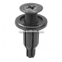 Honda Screw Rivet, M20 Head X M25 Long Qty (10)