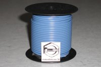 100' Blue 14 Gauge Primary Wire Qty (1)