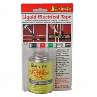 Liquid Electrical Tape - BLACK