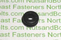 "5/32"" Bore Dia. Rubber Grommets Qty (25)"