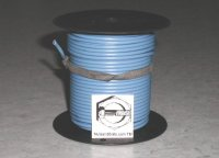 100' Blue 16 Gauge Primary Wire Qty (1)