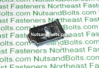 #8 Screw Size U Type Nuts Qty (50)