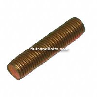 M10-1.25x42mm Exhaust Systems Metric Studs Qty (10)