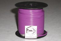 100' Purple 14 Gauge Primary Wire Qty (1)