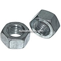 Metric Hex Nuts, Grade 10.9, Coarse Thread