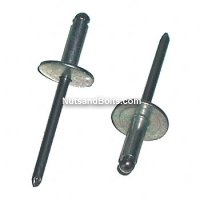 Large Flange Steel-Steel Blind Rivets