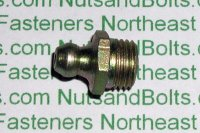 "3/8""-24 Straight Grease Fitting Qty (25)"