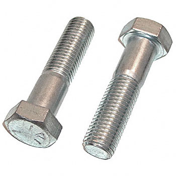 1/4 - 20 X 2 3/4 Grade 5 Hex Bolts (Hex Head Cap Screws) Qty (25) - Click Image to Close