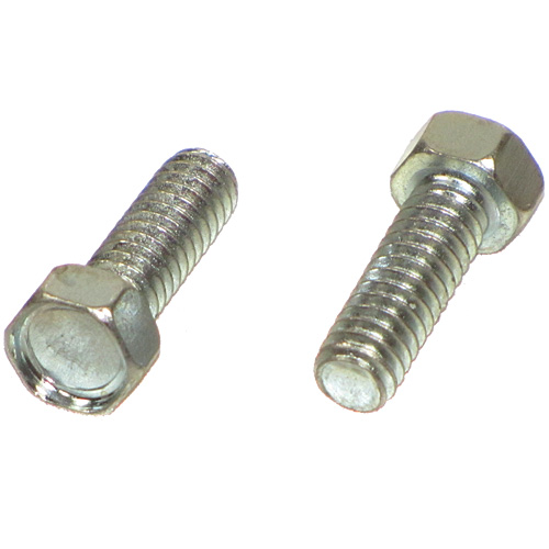 #10-24 x 2 Hex Head Machine Screws Qty (100) - Click Image to Close