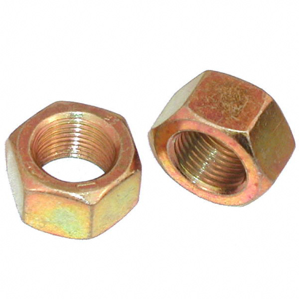 3/8 - 24 Hex Nut SAE Qty(50) - Click Image to Close