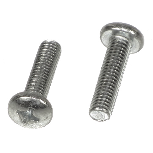 Machine Screws Phillips Truss Head Stainless Steel #10-32 x 1 Qty 100
