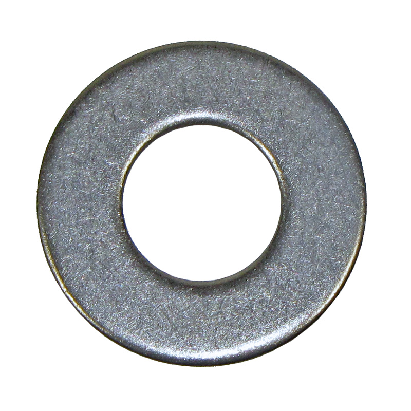 3/8 Stainless Steel Flat Washers Qty (1) - Click Image to Close