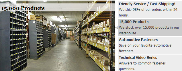 Over 15,000 Products in our Warehouse