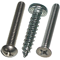 Phillips Head Screws