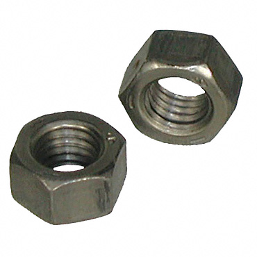 1/2-13 Hex Nut Coarse Qty (1) - Click Image to Close