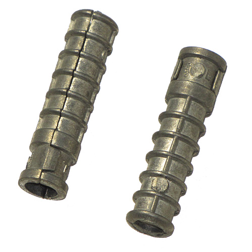 """25 1//2"""" Lag Shields For Lag Screws Bolts Expansion Anchor 3"""" Long"""
