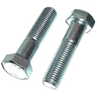 Metric Hex Bolts, Grade 10.9, Coarse Thread