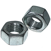 Metric Hex Nuts, Grade 8.8, Coarse Thread